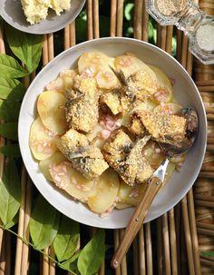 La salade de pommes de terre par Olivier Bellin