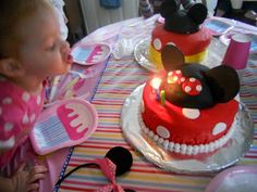 Mickey Mouse Clubhouse themed birthday party - lots of cute activity ideas and DIY elements!