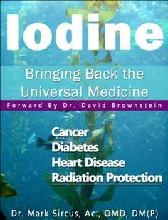 Iodine Is Essential for Everyone
