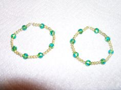 Bracelets made for a friend's granddaughters