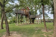 highland village texas treehouse - Google Search