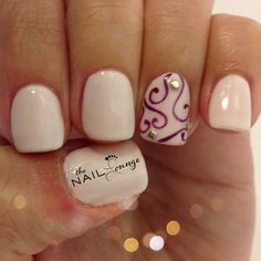 Gel nails design