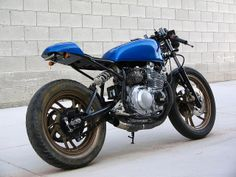 1982 yamaha xj550 cafe racer | Flickr - Photo Sharing!