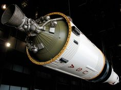 A Saturn V rocket on display at the U. Space & Rocket Center in Huntsville, Ala. was damaged after someone shot three bullets into the museum on May Saturn V Rocket Model, Nasa Rocket, Apollo Spacecraft, Soyuz Spacecraft, Nasa Spaceship, V Space, Rocket Center, Apollo Moon Missions, Apollo Space Program