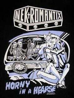 Nekromantix T-Shirt December 2017