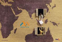 Unbelievably fast delivery from FedEx #advertisement #Ahemarketing #marketing #wiseadvertise www.ahemarketing.com