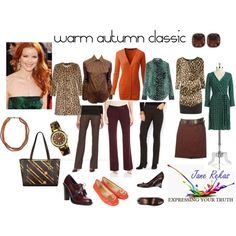 warm autumn classic by expressingyourtruth on Polyvore featuring Mode, DKNY, Elizabeth and James, Mela Loves London, Anne Klein, Lauren Ralph Lauren, Gucci, LOFT, Polo Ralph Lauren and Michael Kors