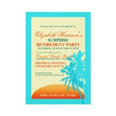 Retirement Party Barbeque Invitations  Retirement Parties And