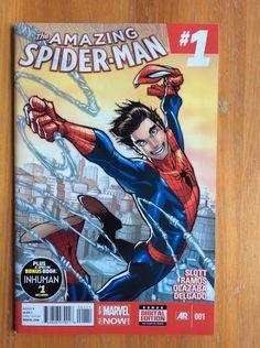 The Amazing Spider-Man Vol 3 #1