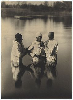 pentecostal baptism in water