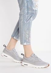 40a4a9273b5 AIR MAX THEA - Sneaker low - cool grey/sail/metallic pewter - Zalando.de