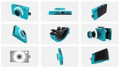 theQ Camera – Connecting Users to Social Media. Go get one! jebiga.com