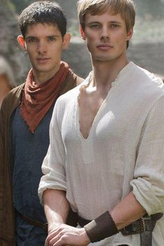 merlin I discovered Merlin in Season 3.  I watched it faithfully till the end. I had wanted to go back and catch up on the episodes I hadn't seen, but when Arthur died I found I could not.  The relationship between Arthur and Merlin was not to be forever.