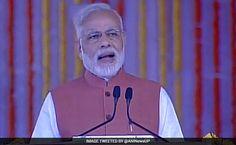 PM Modi Launches 7 Schemes Worth Rs 5,000 Crore In His Constituency