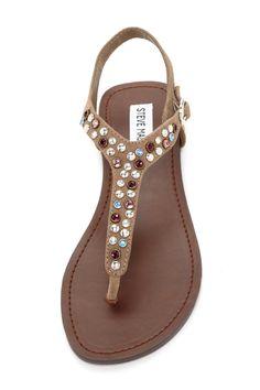 Bazle Sequin Sandal