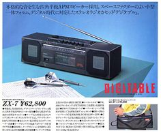 Radio-CASSETTE 1983