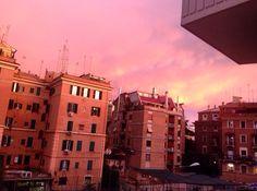 tramonto Balduina