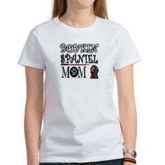 BOYKIN SPANIEL MOM Women's T-Shirt> BOYKIN SPANIEL MOM> Unique Animal Designs