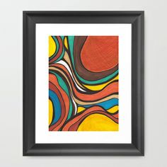 Motion Framed Art Print kcs  Special 24 hour sale: SAVE $10 on framed art prints!!! 12/9 midnight to midnight!!!