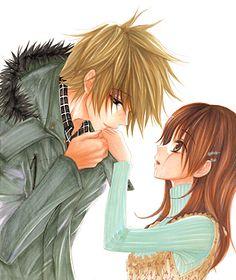 Dengeki Daisy. I'll be starting to read this manga eventually. Cute!