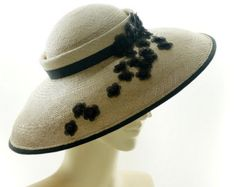 Vintage Style Cloche Hat for Women Winter by TheMillineryShop