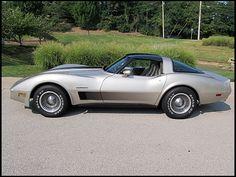 1982 Chevrolet Corvette Collector's Edition