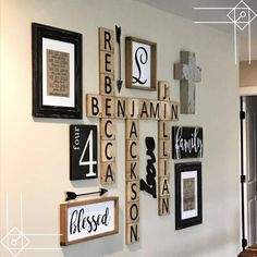 Look at the fascinating idea of wall decoration that is all shown here below. This beautiful wooden craft will bring natural beauty in your house.
