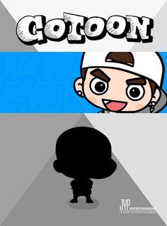 #GOT7 GOTOON JACKSON