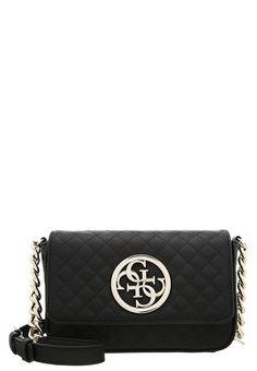 Bestill Guess LUX - Skulderveske - noir for kr med gratis frakt på Zalando. Chanel, Shoulder Bag, Classic, Bags, Dime Bags, Handbags, Classical Music, Lv Bags, Purses