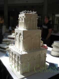 gothic castle   by Wild Cakes