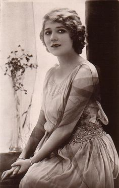 Mary Pickford. one of the founders of United Artist. Film star.