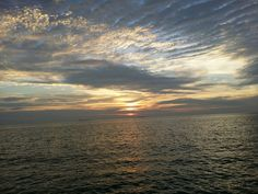 Watchin sunset..
