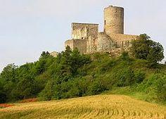Castell de Boixadors , Sant Pere Sallavinera