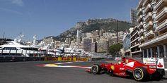 Gran Premio de Mónaco  Alonso, mejor inicio imposible