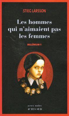 BOOKS millénium : les hommes qui n'aimaient pas les femmes (tome 1)