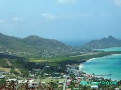 Incredible View on Top of Carriacou Island