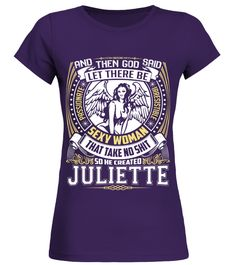 # CREATED JULIETTE  .  CREATED JULIETTE   A GIFT FOR A SPECIAL PERSON   It's a unique tshirt, with a special name!   HOW TO ORDER:  1. Select the style and color you want:  2. Click Reserve it now  3. Select size and quantity  4. Enter shipping and billing information  5. Done! Simple as that!  TIPS: Buy 2 or more to save shipping cost!   This is printable if you purchase only one piece. so dont worry, you will get yours.   Guaranteed safe and secure checkout via:  Paypal | VISA | MASTERCARD