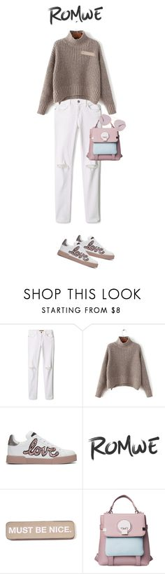 """""""Must be nice"""" by natyleygam ❤ liked on Polyvore featuring Rebecca Minkoff, Dolce&Gabbana, RIPNDIP and Fendi"""