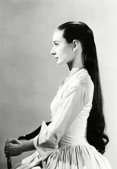 Audrey Hepburn hairdress test for The Unforgiven directed by John Huston, 1959