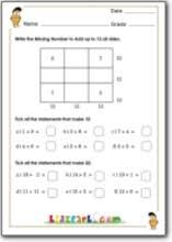 Image result for hindi worksheets for grade 1 free printable | arun ...