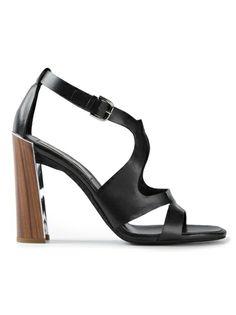 Stella Mccartney Cross-strap Sandal - Stefania Mode - Farfetch.com