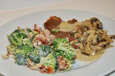 LCHF-broccolisalat