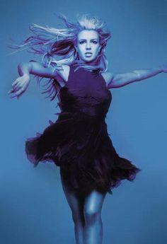 Britney Spears Promo Shoot Para su 4° álbum (In The Zone)