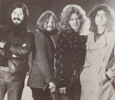 Just the four most amazing rockers  that the world will ever know is... STANDING RIGHT THERE!