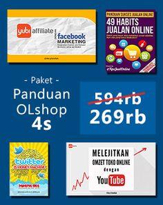 Paket Panduan Online Shop 4S