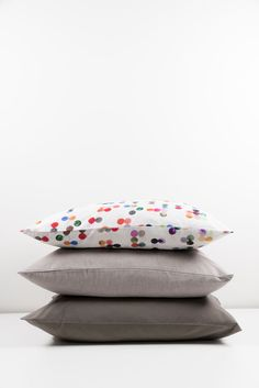 ZigZagZurich makes luxury bedding, duvet covers, curtains, throws and blankets, designed by artists using the finest quality materials made in Italy Bed Pillows, Pillow Cases, Pillows