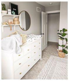 Ikea Baby Room, Ikea Kids Room, Baby Boy Rooms, Kids Rooms, Room Baby, Ikea Hack Nursery, Baby Nursery Decor, Baby Decor, Nursery Room