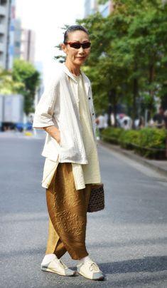 【 L'idéal 】 #017 Hiro Kawaguchi (age,72)