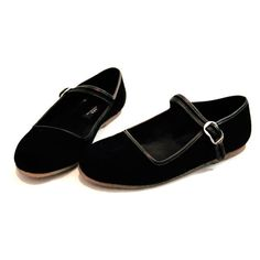 APC Black Maryjane Flats ❤ liked on Polyvore featuring shoes, flats, footwear, mary jane shoes flats, kohl shoes, flat shoes, mary jane flats and mary jane flat shoes