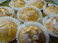 Magdalenas de Leche para Thermomix Tamales, Pan Dulce, Cupcakes, Spanish Food, French Food, Charcuterie, Muffin, Sweets, Cooking